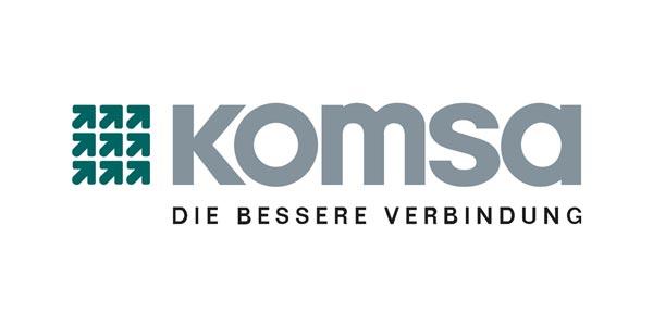 Logo Komsa