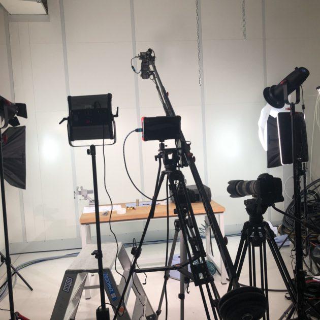 Making of Studioaufnahmen