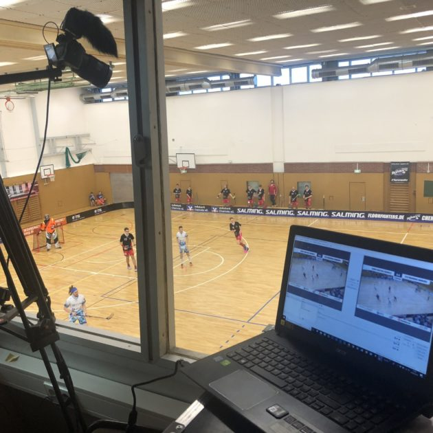 Making of Livestream Produktion