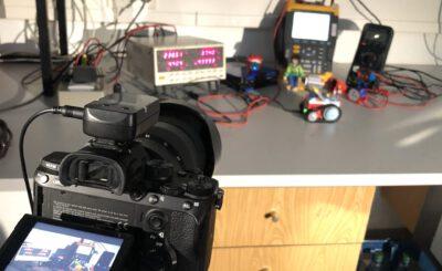 Making of Videodreh